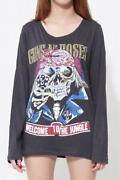 Guns N Roses T Shirt Women