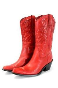 9c4d950d1 Women s Red Leather Boots