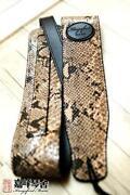 Snake Guitar Strap