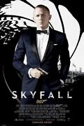 James Bond Skyfall Poster