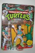 Teenage Mutant Ninja Turtles Action Figures 1989