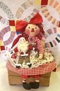 Santa Doll Pattern