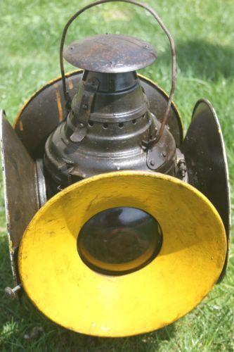 Railroad Switch Lantern Ebay
