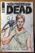 Walking Dead Original Art