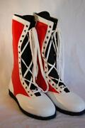 Wrestling Boots
