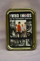 The Who Modelo Banda Música, Scooters Quadrophenia Cigarrillo Tabaco Almacenaje -  - ebay.es