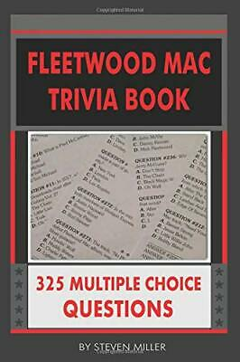 Fleetwood Mac Trivia Book, 325 Questions - Stevie Nicks