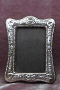 Vintage Silver Picture Frame