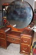 Antique Vanity Table
