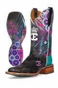 Cinch Edge Boots