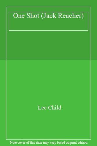One Shot (Jack Reacher),Lee Child- 9780593054116
