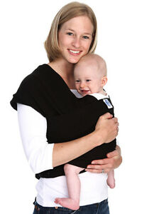 Black Moby Baby Wrap/Carrier