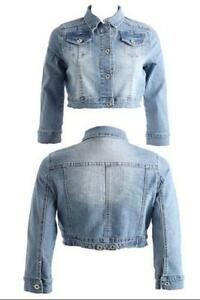 Womens Denim Jackets | eBay