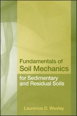 Fundamentals of Soil Mechanics for Sedimentary and Residual Soils - GOOD