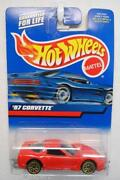 Hot Wheels Gold Corvette
