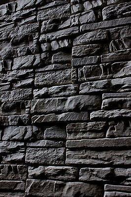 Fassade Klinker, Fliesen, Wandverkleidung, Riemchen,Verblender, Venezia Dkl.GRAU