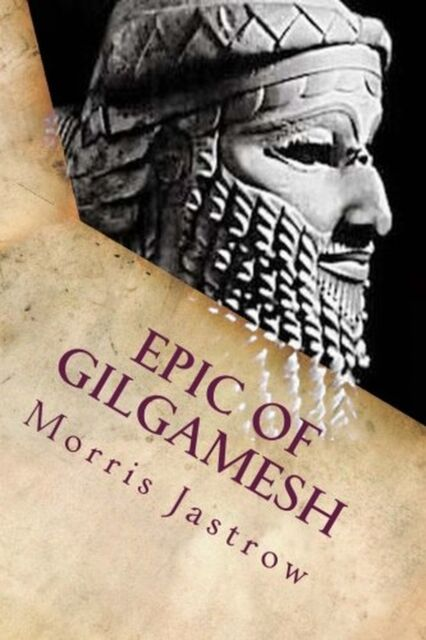 Epic of Gilgamesh NEW BOOK