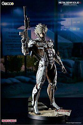 Gecco Metal Gear Solid V Ground Zeros Jamevu Mission Raiden 1/6 White Armor (Metal Gear Solid Ground Zeroes Raiden Mission)