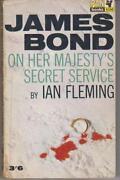 James Bond Pan Paperback