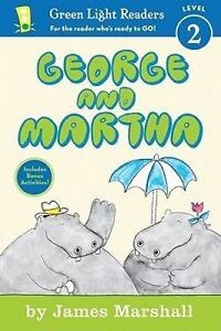 George and Martha Early Reader by Marshall, James 9780547406244 -Paperback