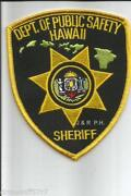 Hawaii Sheriff