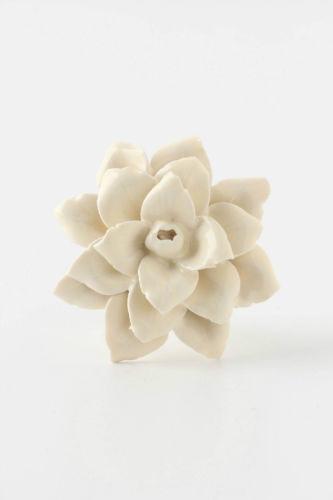 White Ceramic Knobs Ebay