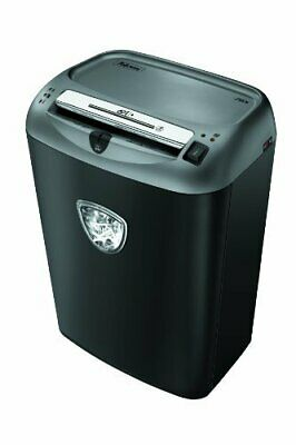 Fellowes Powershred 75cs Shredder - Cross Cut - 12 Per Pass - 7gal Waste