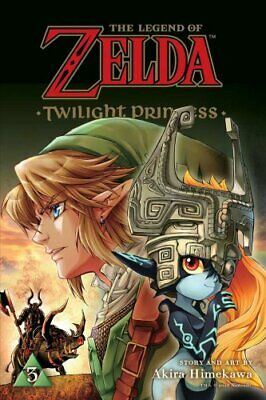 The Legend of Zelda: Twilight Princess, Vol. 3 by Akira Himekawa 9781421598260