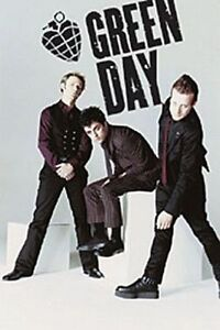 GREEN DAY GROUP - GREEN DAY AMERICAN IDIOT POSTER WHITE 37 West Island Greater Montréal image 1