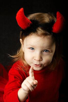A little devil...? Absolutely!