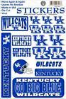 Kentucky Wildcats Stickers