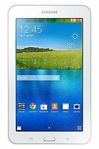 "Samsung Galaxy Tab 7"" E Lite 8GB Android 4.4 Tablet with Spreadtrum T-Shark Quad-Core Processor"