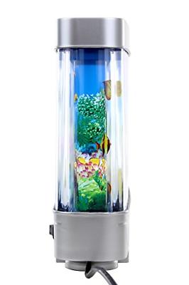 Lightahead Artificial Tropical Fish Aquarium Decorative Lamp Virtual Ocean in A 4