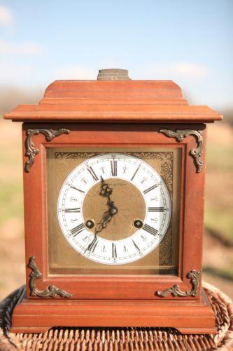 Hamilton Clock Ebay