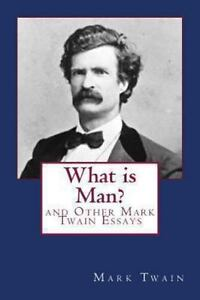 What Is Man And Other Mark Twain Essays By Mark Twain   Stock Photo Compare And Contrast Essay Examples For High School also Science Fiction Essay  Essay Proposal Format