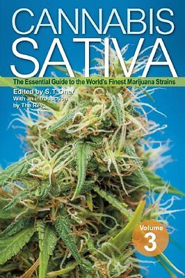 Cannabis Sativa Volume 3 Essential Guide To The Worlds Finest Marijuana Strains