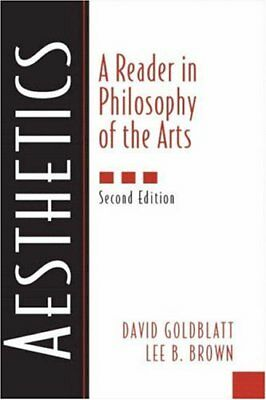 Aesthetics: A Reader in Philosophy of the Arts