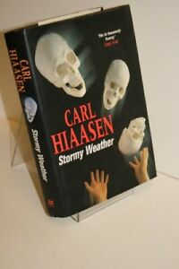 Stormy Weather By  Carl Hiaasen. 9780333637746