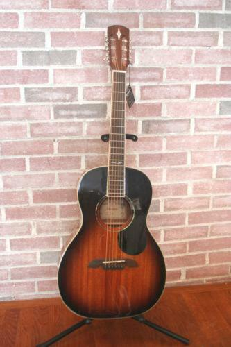 alvarez parlor guitar ebay. Black Bedroom Furniture Sets. Home Design Ideas