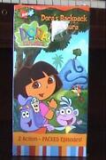 Dora The Explorer VHS