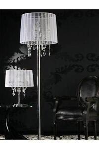 Stehleuchten g nstig online kaufen bei ebay for Kristall stehlampe