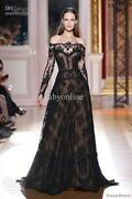 Long Sleeve Pageant Gown