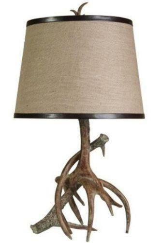 Deer Horn Lamps Ebay