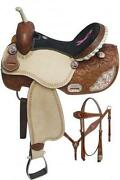 15 Barrel Saddle