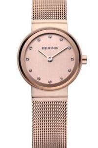 Bering Time Classic Collection 10122-366 Ladies Watch