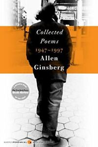 Allen Ginsberg-Collected Poems 1947-1997 book
