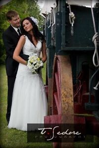 Sz 6/8 wedding dress
