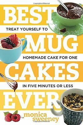 Best Mug Cakes Ever  Treat Yourself to Homemade Cake for One In Five