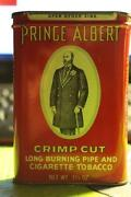 Prince Albert Crimp Cut