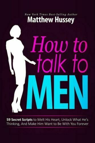 Matthew Hussey - How to talk to Men [E-B OOK/P. D. F]